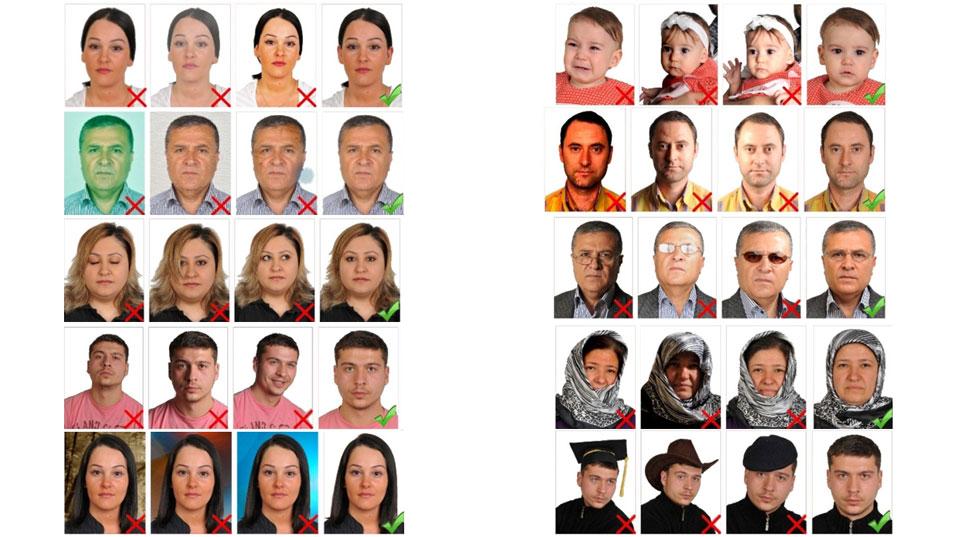 عکس برای اقامت ترکیه