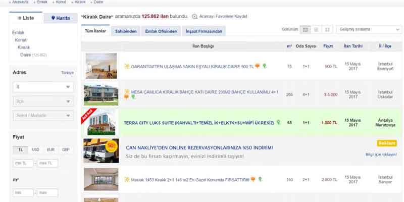 فروش خانه در ترکیه