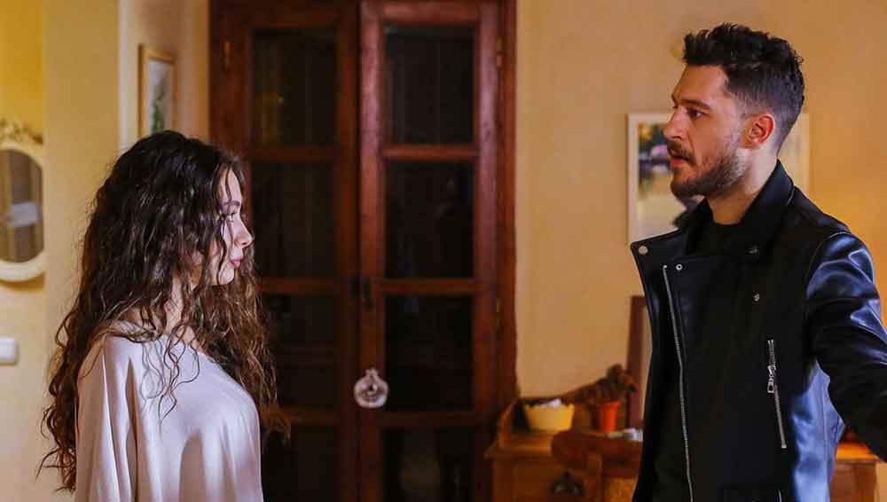 سریال ترکی دختر سفیر
