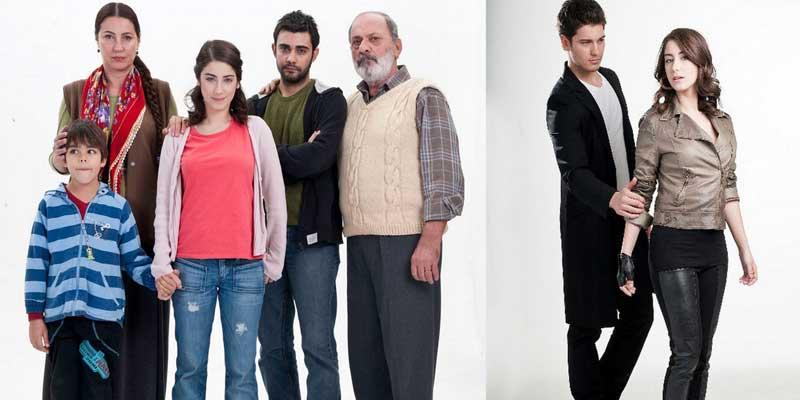 سریال عاشقانه ترکیه ای