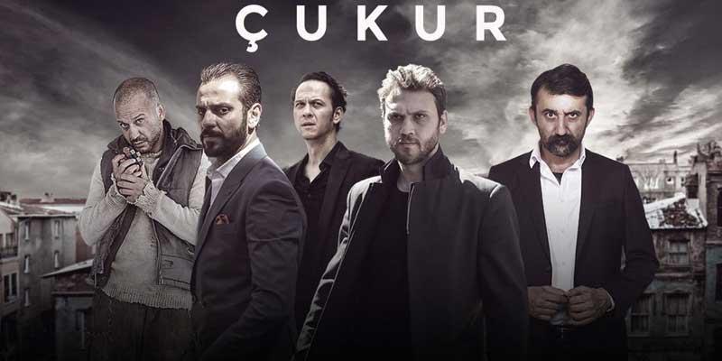 سریال ترکی چوکور